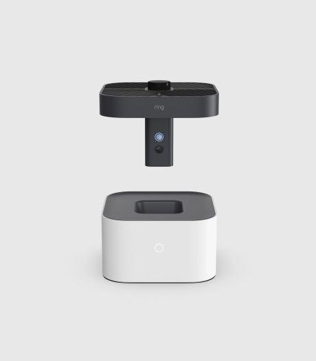 Amazon choqueert met drone voor in huis