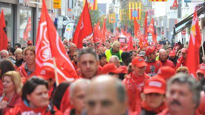 Loonoverleg van start: ABVV voert druk al fors op en kondigt betoging voor meer koopkracht aan