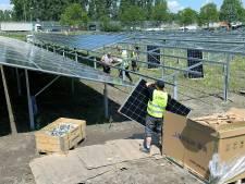 Hardinxveld heeft straks een zonnepark met ruim 7000 panelen