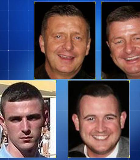 Twintig tips over 'levensgevaarlijke Schotse straatvechters' moord Martin Kok