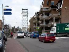Camera in strijd tegen vrachtverkeer op het Reijerskoop in Boskoop