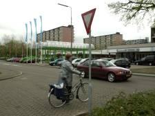 Vondellaan Oosterhout wordt smaller