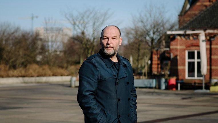 Rutger Groot Wassink: 'Reguleren, dat is de enige manier om de tsunami van kapitaal op de koopmarkt tegen te gaan.' Beeld Marc Driessen