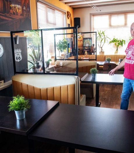 Nog plek zat bij de meeste restaurants in Maas en waal