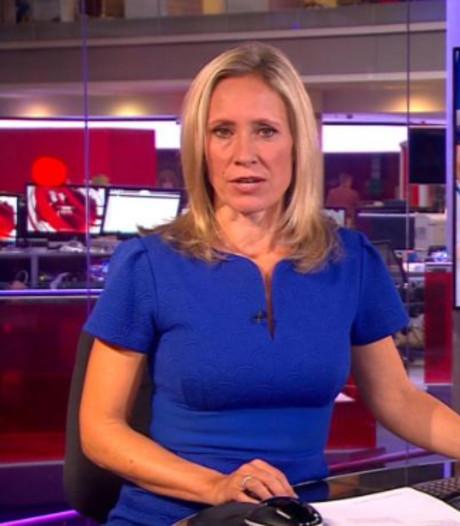Redacteur kijkt pikant filmpje op werk: blote borsten op BBC News