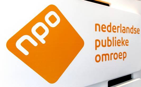 Logo van de Nederlandse Publieke Omroep (NPO).
