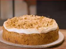 Feestelijk bakken: Carrotcake