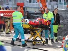 Man gewond na val in bouwput aan de Prinses Beatrixlaan in Rijswijk
