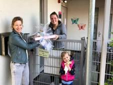 Verzorgingstehuis in Den Bosch verrast door hulpactie van softwarebedrijf: 'De snoepzak ging meteen open'