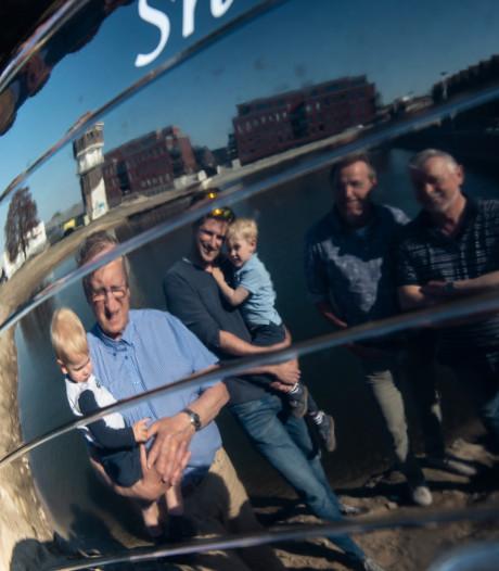 Familie Vasse wil een botenhelling in Almelo: 'Je verwacht hier dat soort voorzieningen'