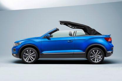 Een open SUV: waarom maakt VW deze T-Roc Cabrio?