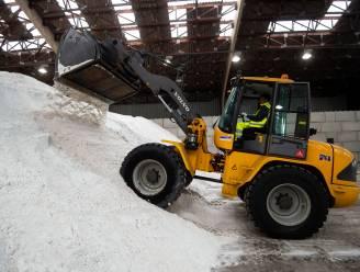 830 ton strooizout gebruikt bij eerste winterprik: iedereen kan gevaarlijke situaties doorgeven via app
