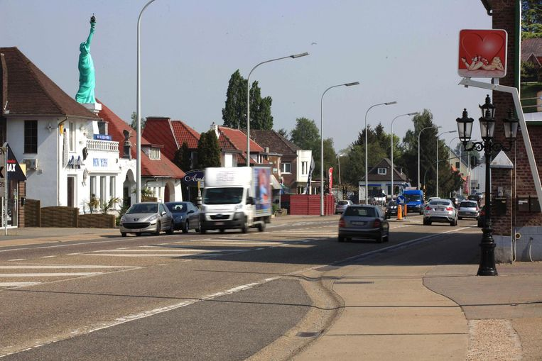 Volgens het AWV is de N3 Luikersteenweg ofwel de Chaussée d'Amour 'geen zwart punt'