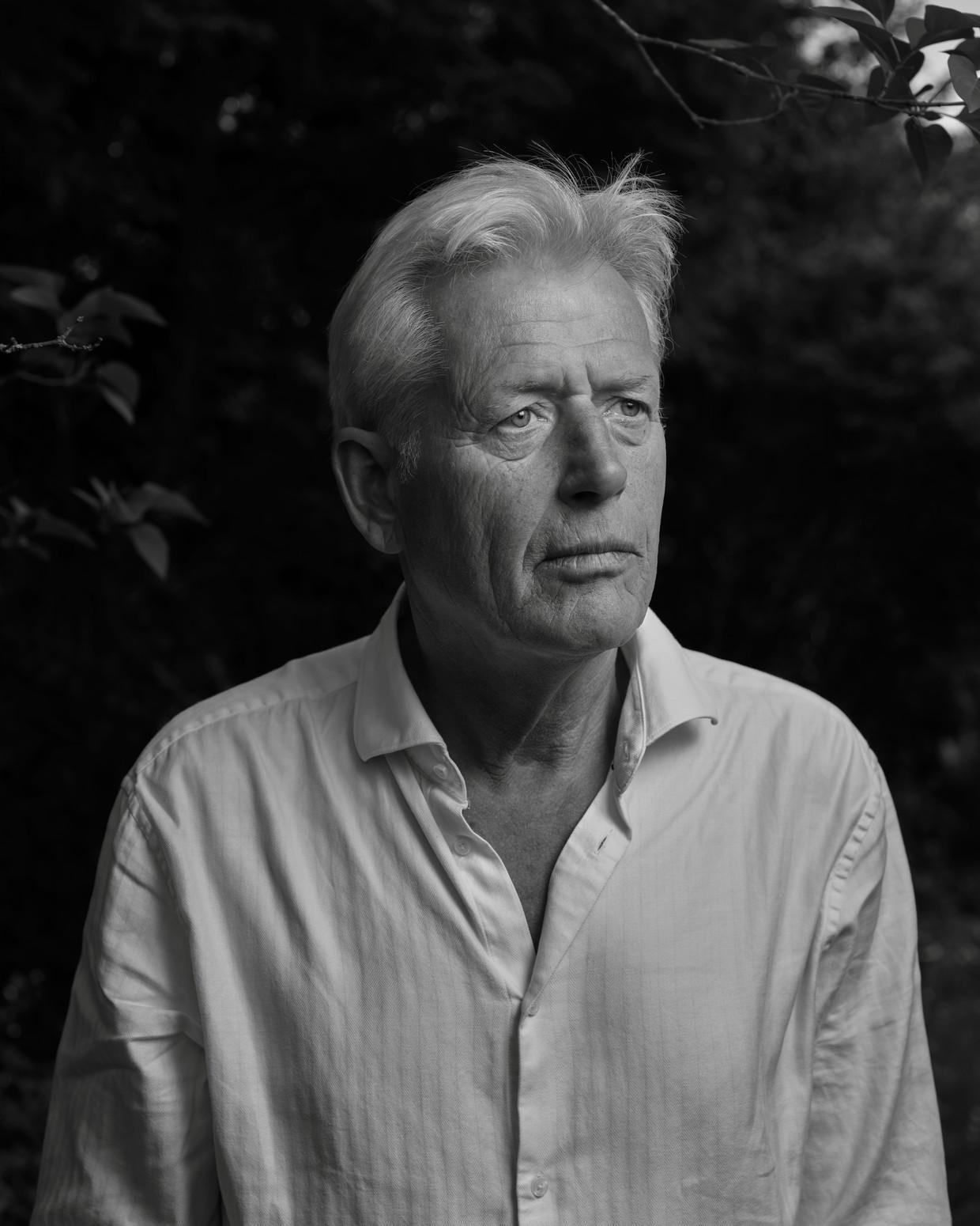Kinderboekenschrijver Sjoerd Kuyper: 'Het einde heeft godzijdank nog niemand verklapt.'