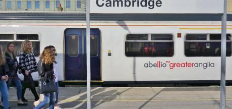 Forse tegenvallers voor Nederlandse Spoorwegen op Britse lijnen
