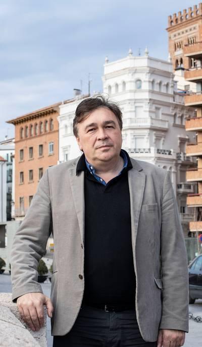 Tomás Guitarte, leider van Teruel Bestaat