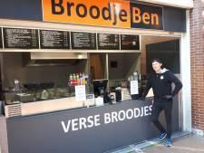Middenin de coronacrisis opent Niels zijn broodjeszaak: 'Als het nu lukt, komt het altijd goed'