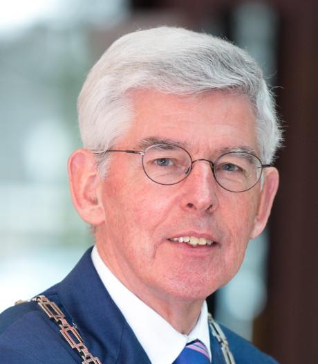 Jan Pommer preses van Gedenkplaats Haaren