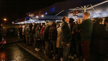 Warmste Winterterras in Stekene brengt 8.000 euro op voor het goede doel