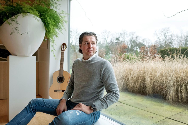 Pieter van den Hoogenband, thuis in Waalre: 'Wat is nou de waarde van het leven? Vrienden en verhalen, dat zijn mijn drijfveren.'