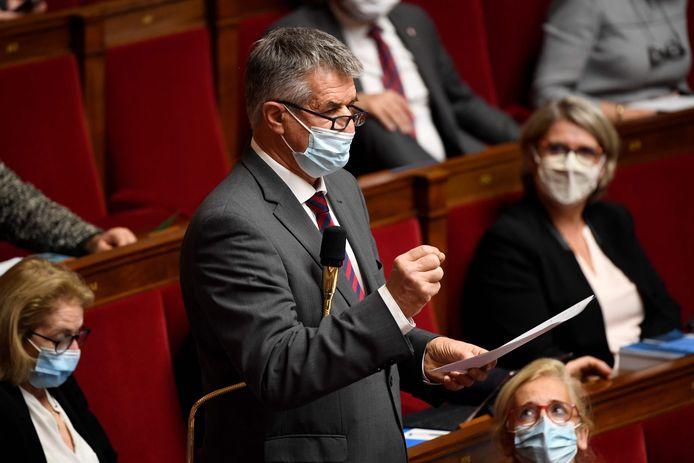 Connu pour son fort accent du sud-ouest, Jean Lassalle a déclaré qu'il ne voterait pas le texte.