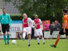 Lucky Ajax aan de hand van 'Sjakie' langs Keijenburgse Boys