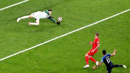 """Is Thibaut Courtois dé doelman van het WK? """"Hij is de meest complete keeper ter wereld"""""""