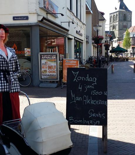 Gestolen pop en kinderwagen zijn weer thuis in Oldenzaal
