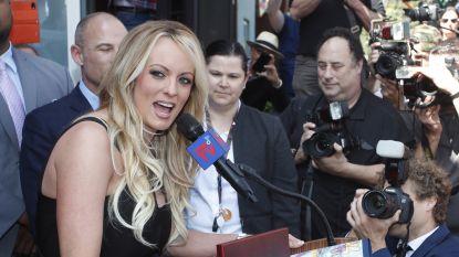 Pornoster Stormy Daniels doet dan toch niet mee aan Big Brother