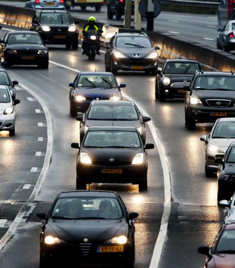 Provincies Utrecht en Zuid-Holland gaan toenemende verkeersdrukte te lijf