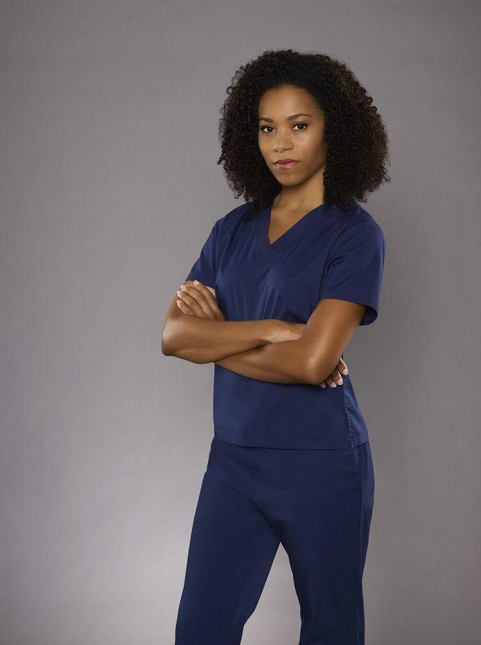 Kelly McCreary interprète Maggie dans Grey's Anatomy.