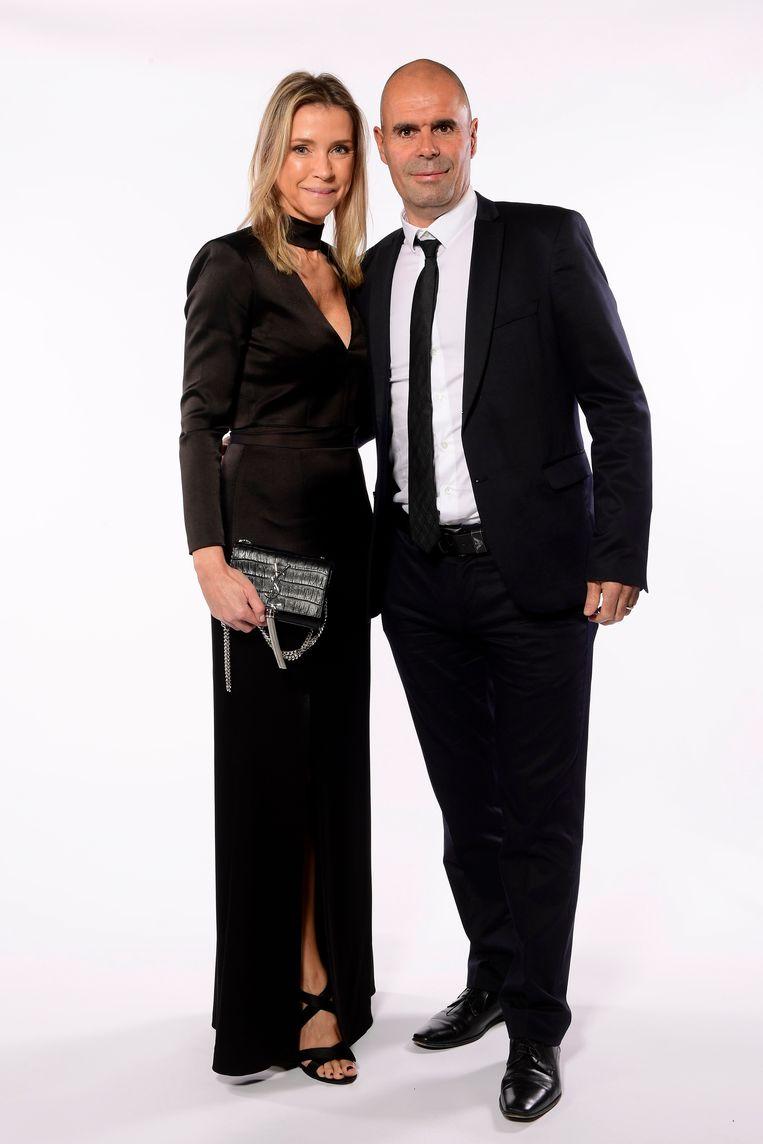 Peter Van Petegem & Angelique Segaert.