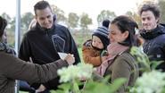 171 nieuwe bomen in geboortebos