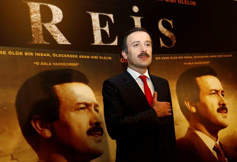Reha Beyoğlu Beeld REUTERS