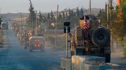 Amerikaanse troepen worden vanuit noorden van Syrië verplaatst naar Irak