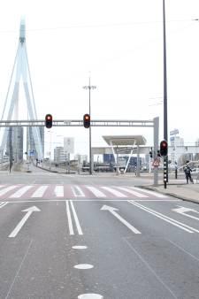 The Sound of Silence in Rotterdam: zo klinkt stilte in een verlaten stad