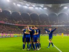 Berg helpt Zweden naar EK na zege in Roemenië