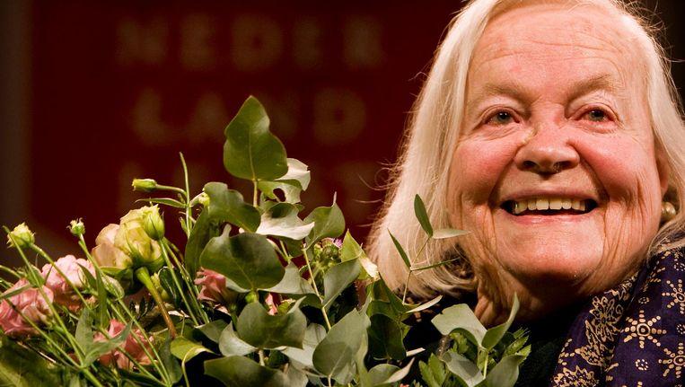 Hella Haasse in 2009 Beeld anp