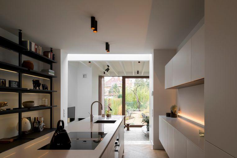 Retro & trendy in één: oude woning behoudt na renovatie sfeer van