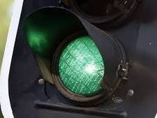 Tijdelijk stoplicht op Statendamweg in Oosterhout