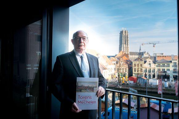 Emile Van der Taelen schreef het boek Torens van Mechelen.