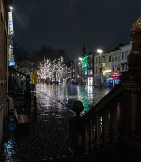Vier verdachten aangehouden in Breda na niet naleven noodverordening