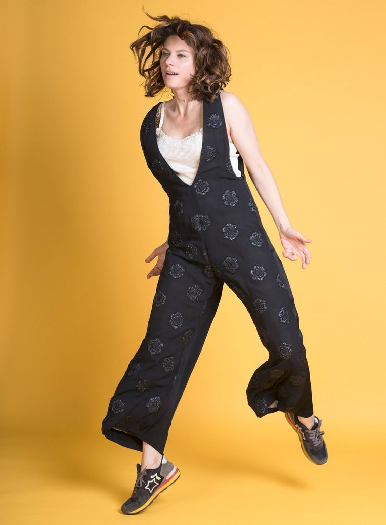 Actrice Rifka Lodeizen. Beeld Imke Panhuijzen