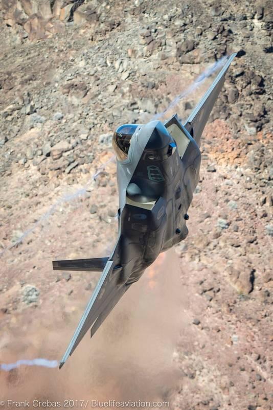 Imposante plaatjes van een technisch wonder, de F-35 Lightning II