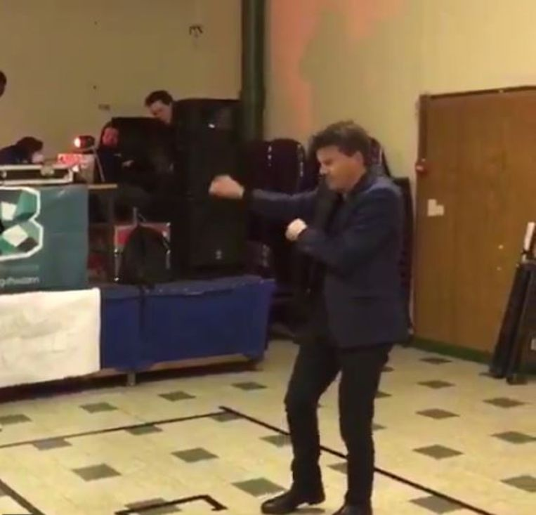 Sven Gatz, politicus en binnenkort ook professioneel danser?