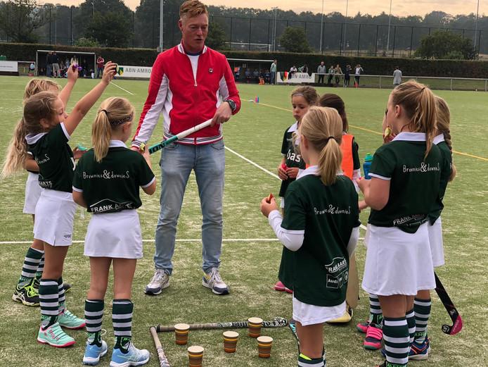 Hockeycoach Marc Slaats.