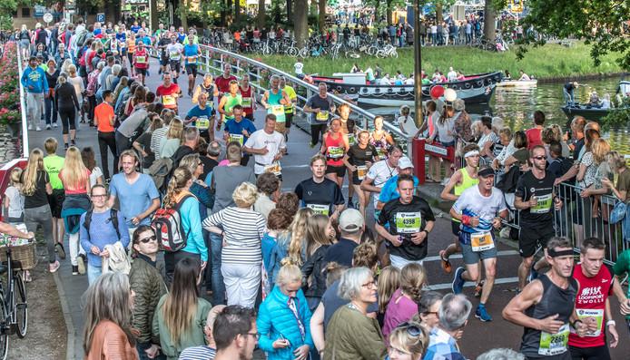 Zaterdag is het weer tijd voor de Zwolse Halve Marathon, een jaarlijks loopfestijn.