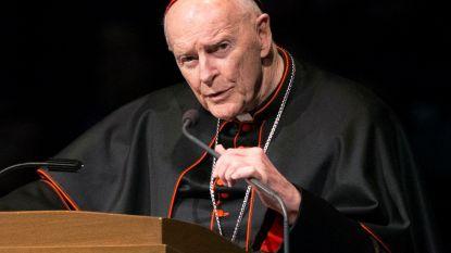 Van seksueel misbruik betichte kardinaal betaalde geld aan geestelijke leiders die zijn zaak onderzochten