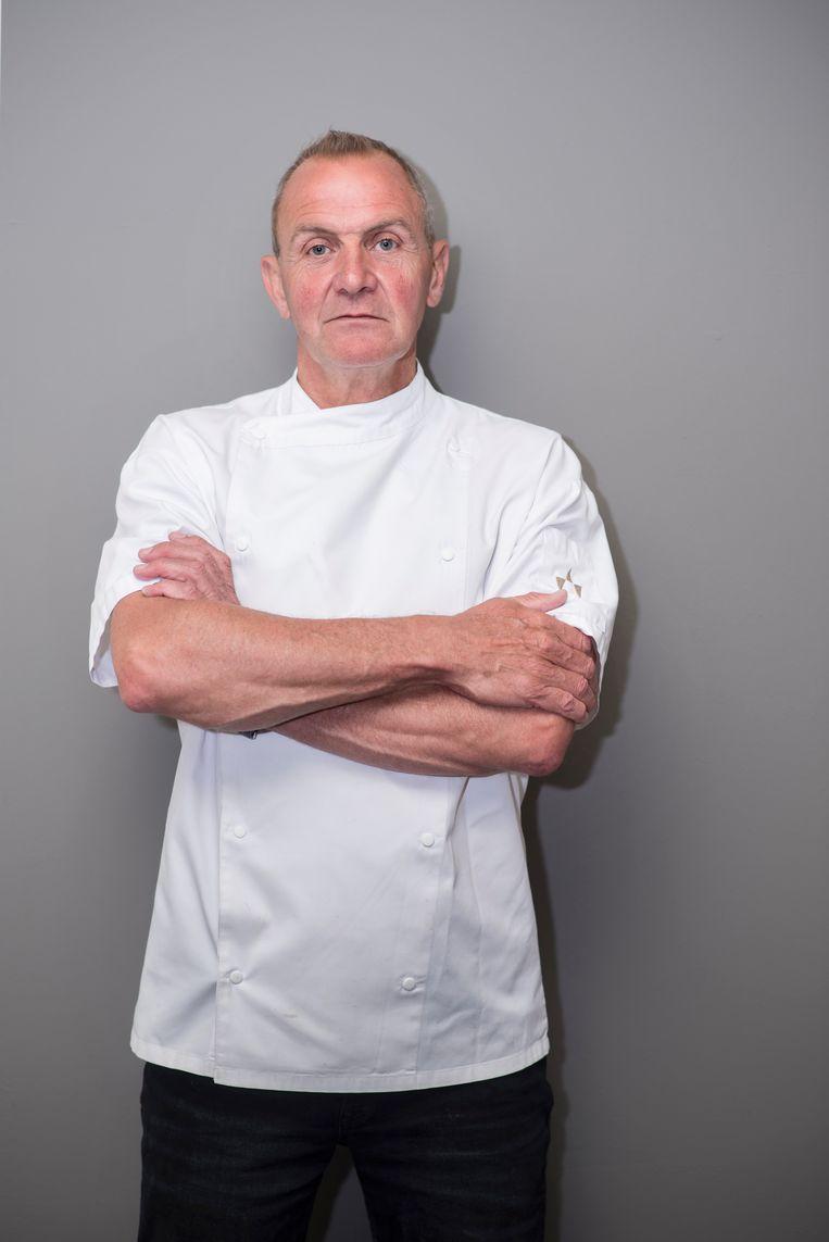 Chef-kok Paul Pollux Beeld null