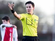 Luca Cantineau maakt debuut in betaald voetbal